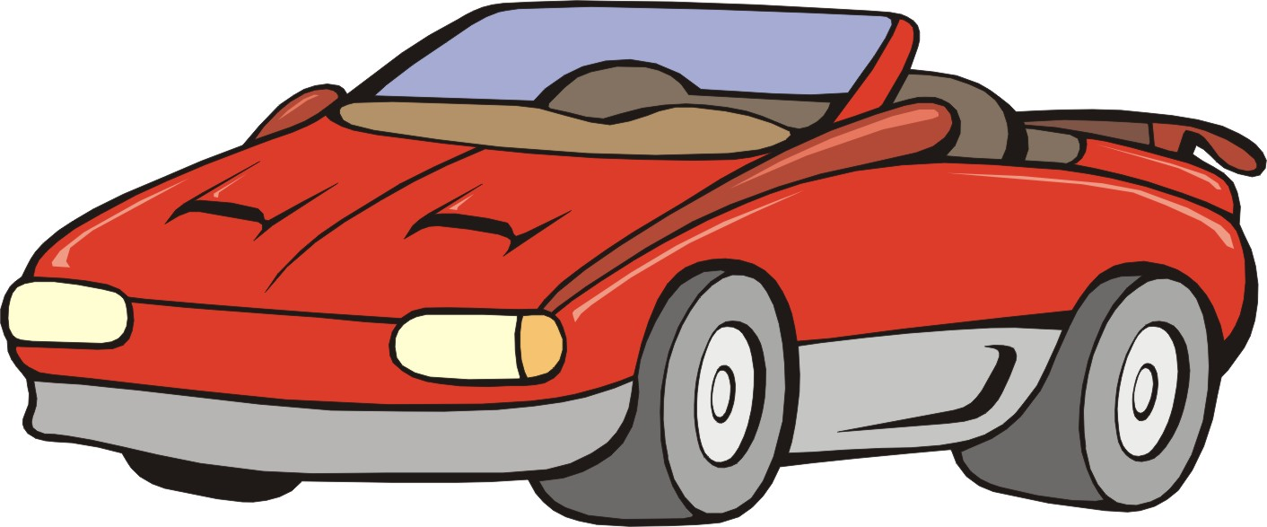 Cartoon Car, Png