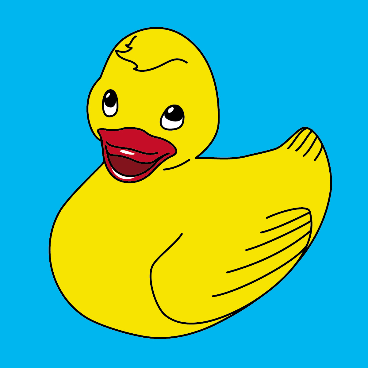 Free Animated Rubber Duckie Clipart Clipart Best