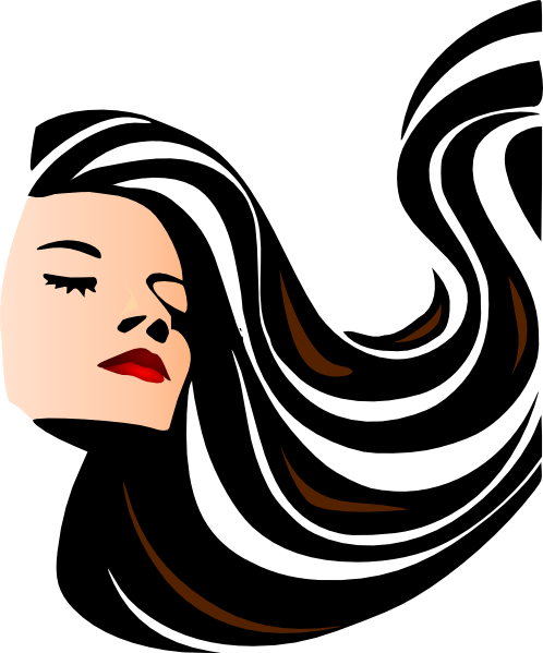 Hair Cartoon Clipart Best