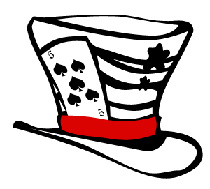 Mad Hatter Cartoon Hat - ClipArt Best