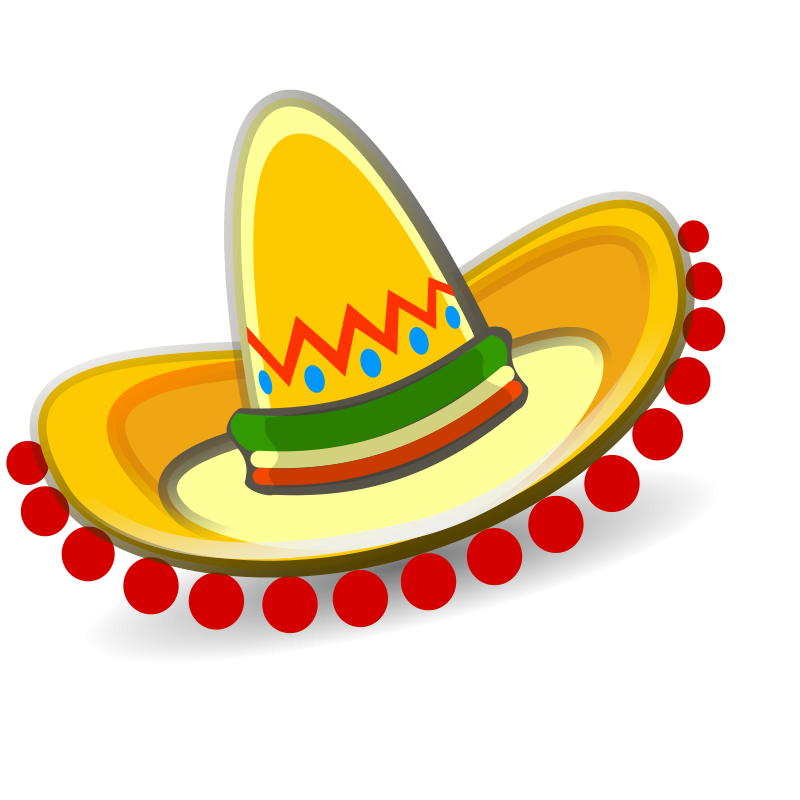 Mexican Fiesta Clip Art Free | Car Interior Design