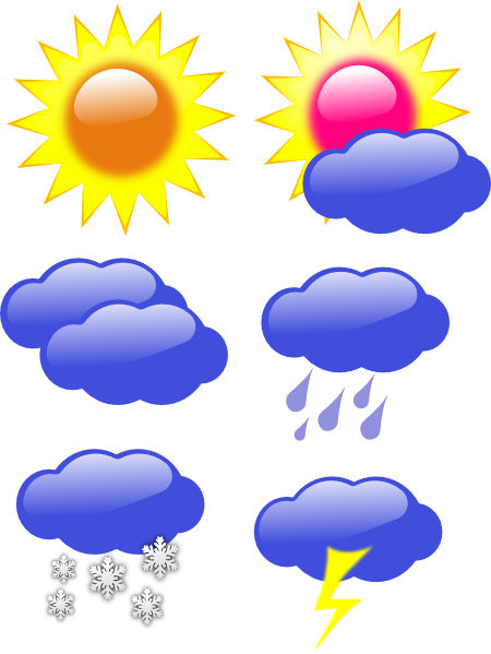 Snowy Weather Clipart | Clipart Panda - Free Clipart Images - ClipArt ...