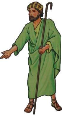 Bible Cartoon Character - ClipArt Best