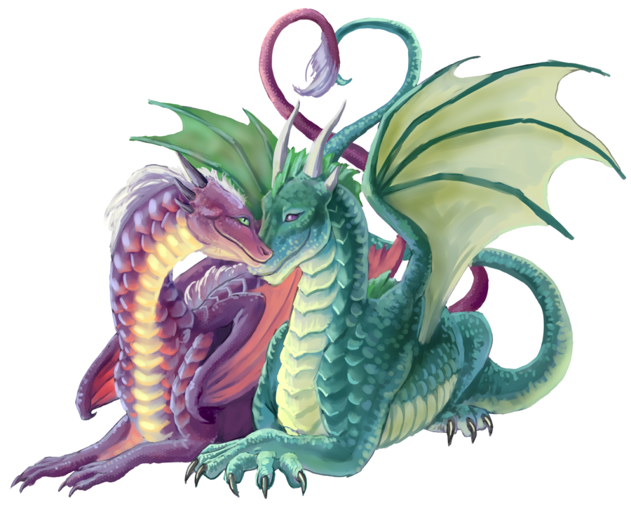 Pictures Of Anime Dragons - ClipArt Best