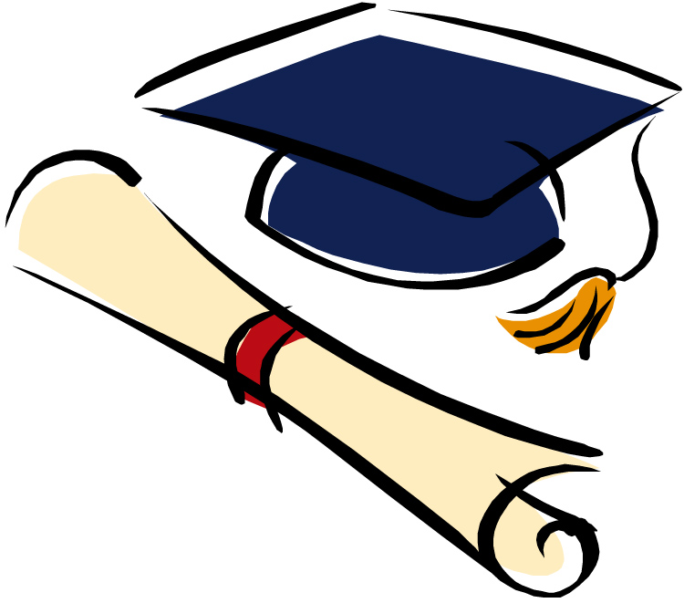 High School Graduation Clip Art Clipart Best