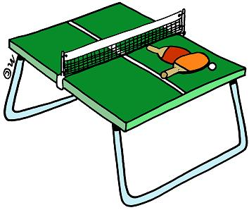 Table Tennis Cartoon - ClipArt Best