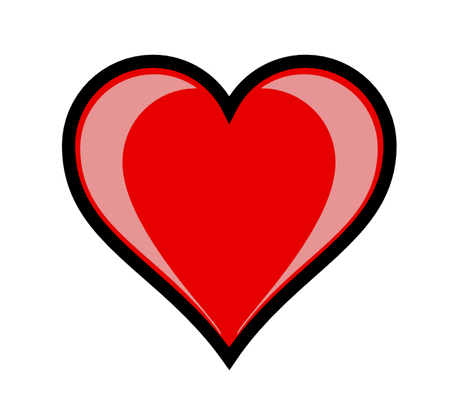 Heart Emoticons And Smileys For Facebook Msn Skype ...