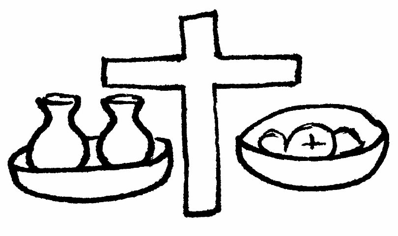 14+ Communion Coloring Page Printables ❤+❤ Catholic Communion Pages | 481x810