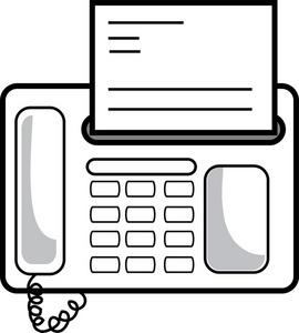 Fax Machine Image - ClipArt Best