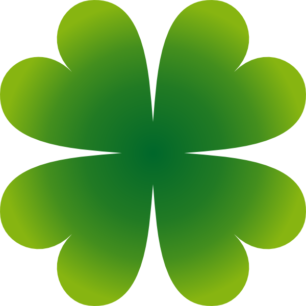 Leaf Clover Outline - ClipArt Best