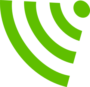 Green Wifi Symbol clip art - vector clip art online, royalty free ...: www.clipartbest.com/wlan-logo-vector