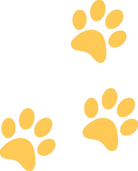 leopard paw print clip art clipart best Cheetah Print Vector Free Clip Art Zebra Print