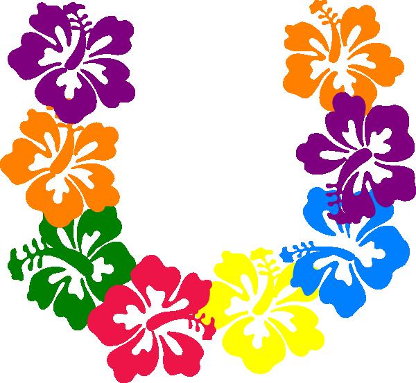 Hibiscus Flower Clip Art - ClipArt Best
