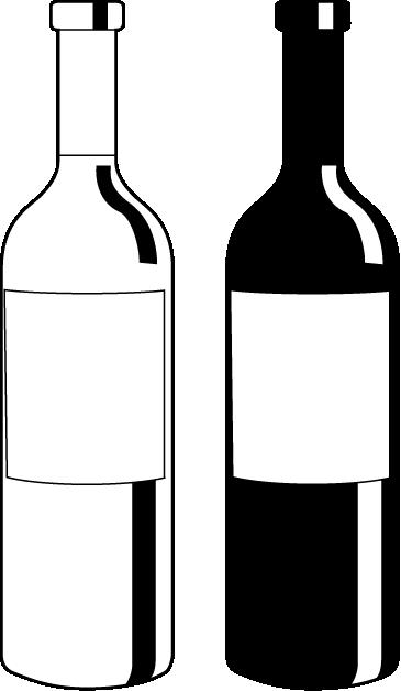 Wine Bottle Clipart #12 - Clip Art Pin - ClipArt Best ...