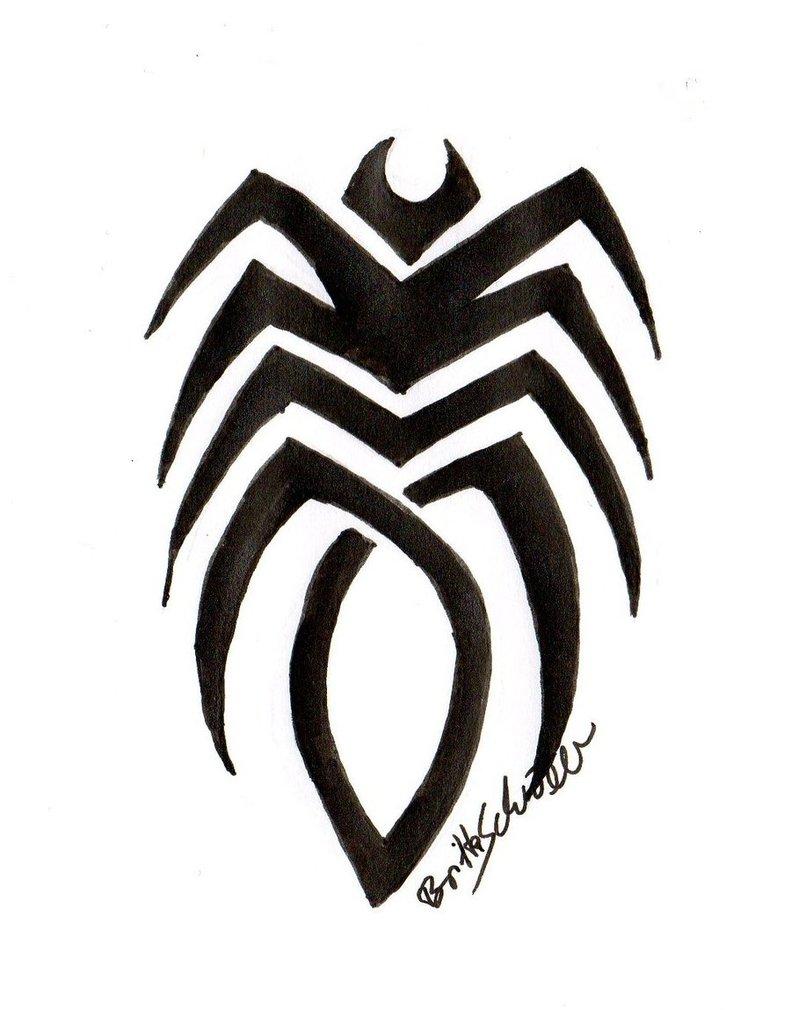 Clipart Spider