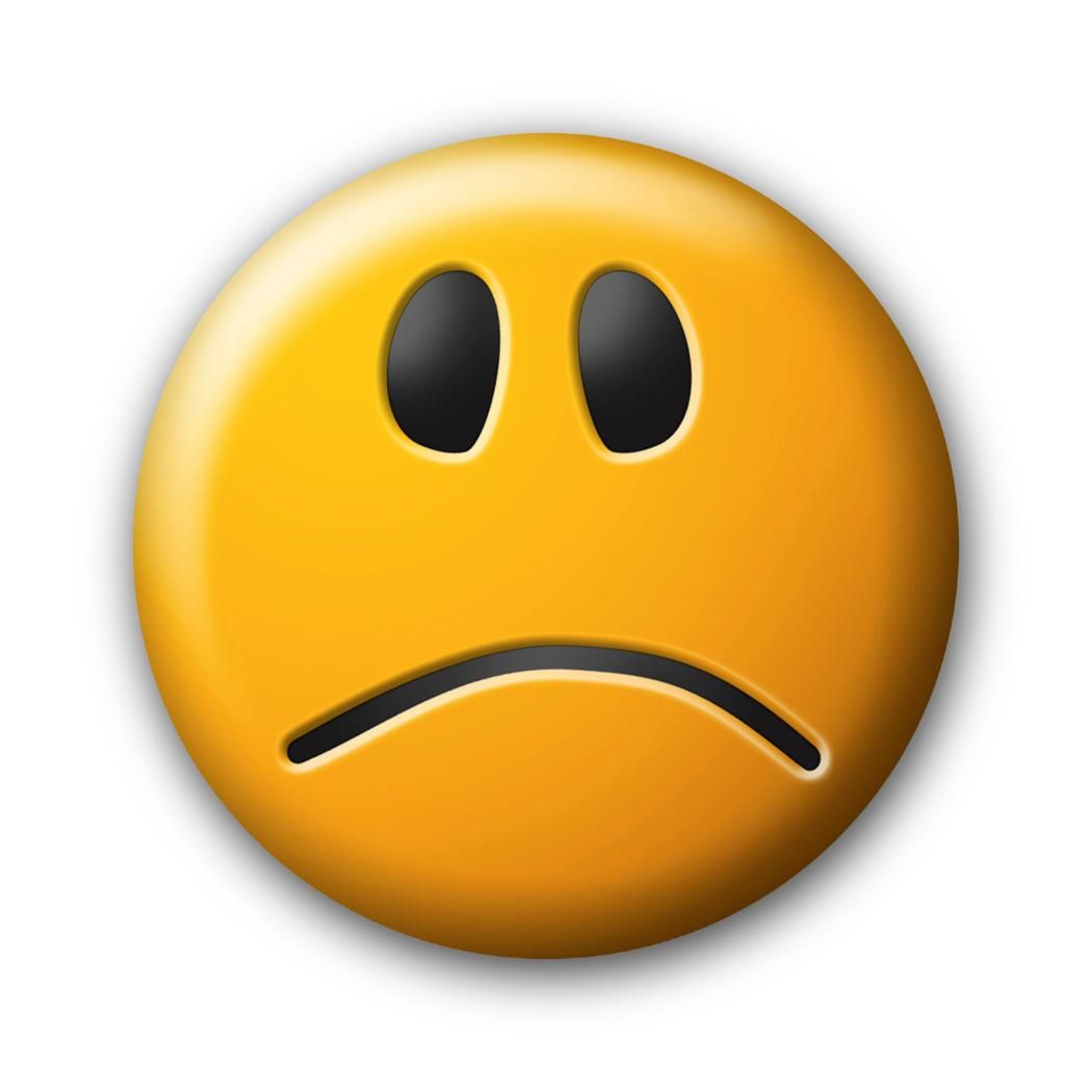 Cute Cartoon Sad Face - ClipArt Best