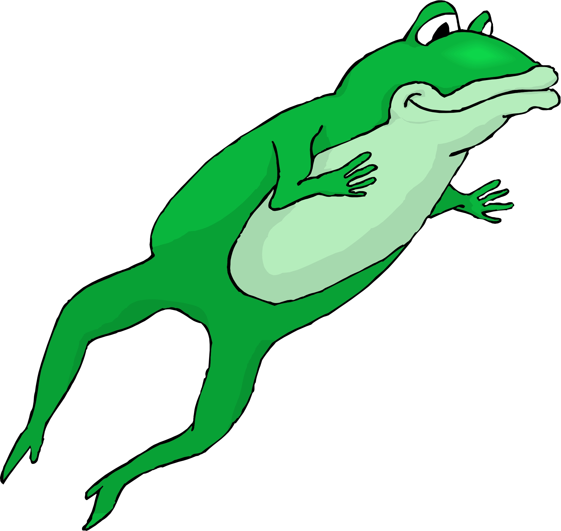 cartoon frog pictures - photo #35