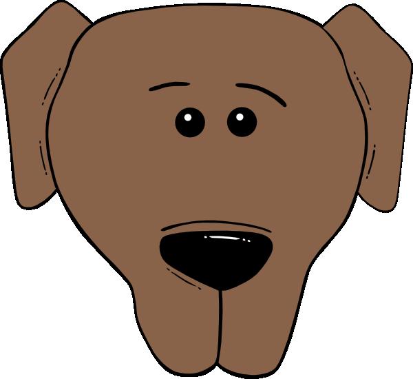 Mean Dog Face Cartoon Angry Dog Face Cartoon Dog
