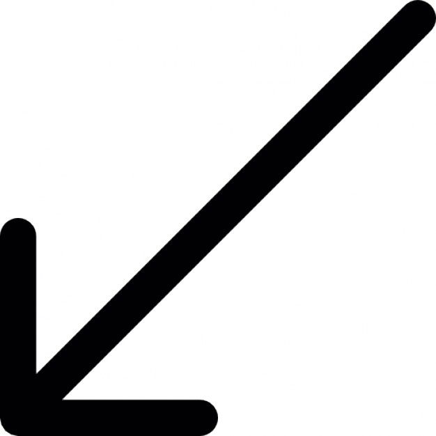 Thin Arrow Pointing Right Clip Art - ClipArt Best