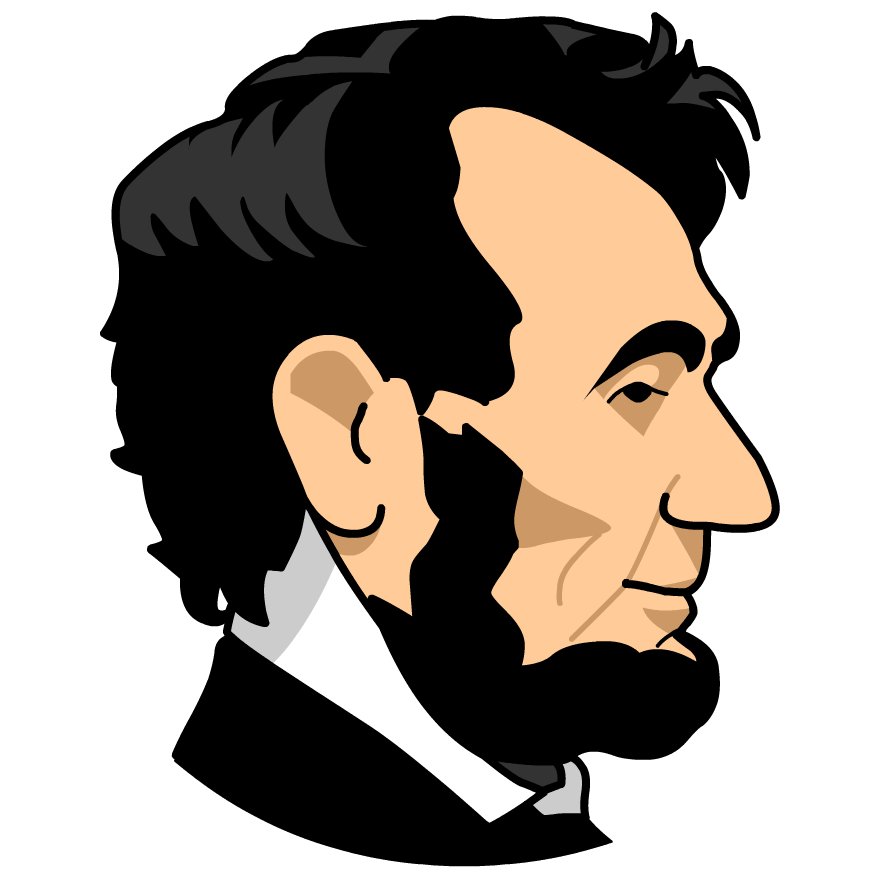 Abe Lincoln Clipart - ClipArt Best