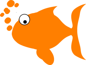 Orange Fish Clipart - Free Clipart Images