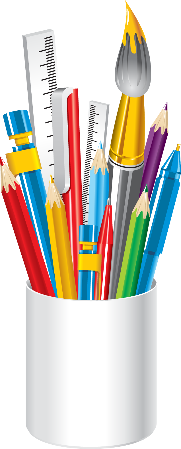 Picture Of School Supplies - ClipArt Best