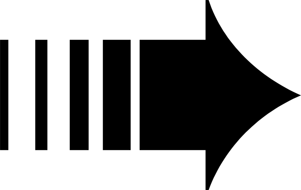 RIGHT BLACK ARROW - ClipArt Best