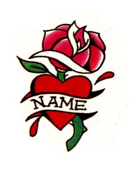 heart name tattoos clipart best. Black Bedroom Furniture Sets. Home Design Ideas