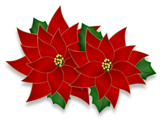Clip Art Poinsettia Clip Art poinsettia graphic clipart best poinsettias and bows butterflywebgraphics