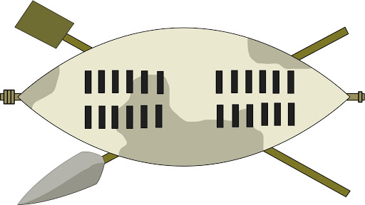 Zulu Shield Pictures - ClipArt Best Zulu Shield Drawing