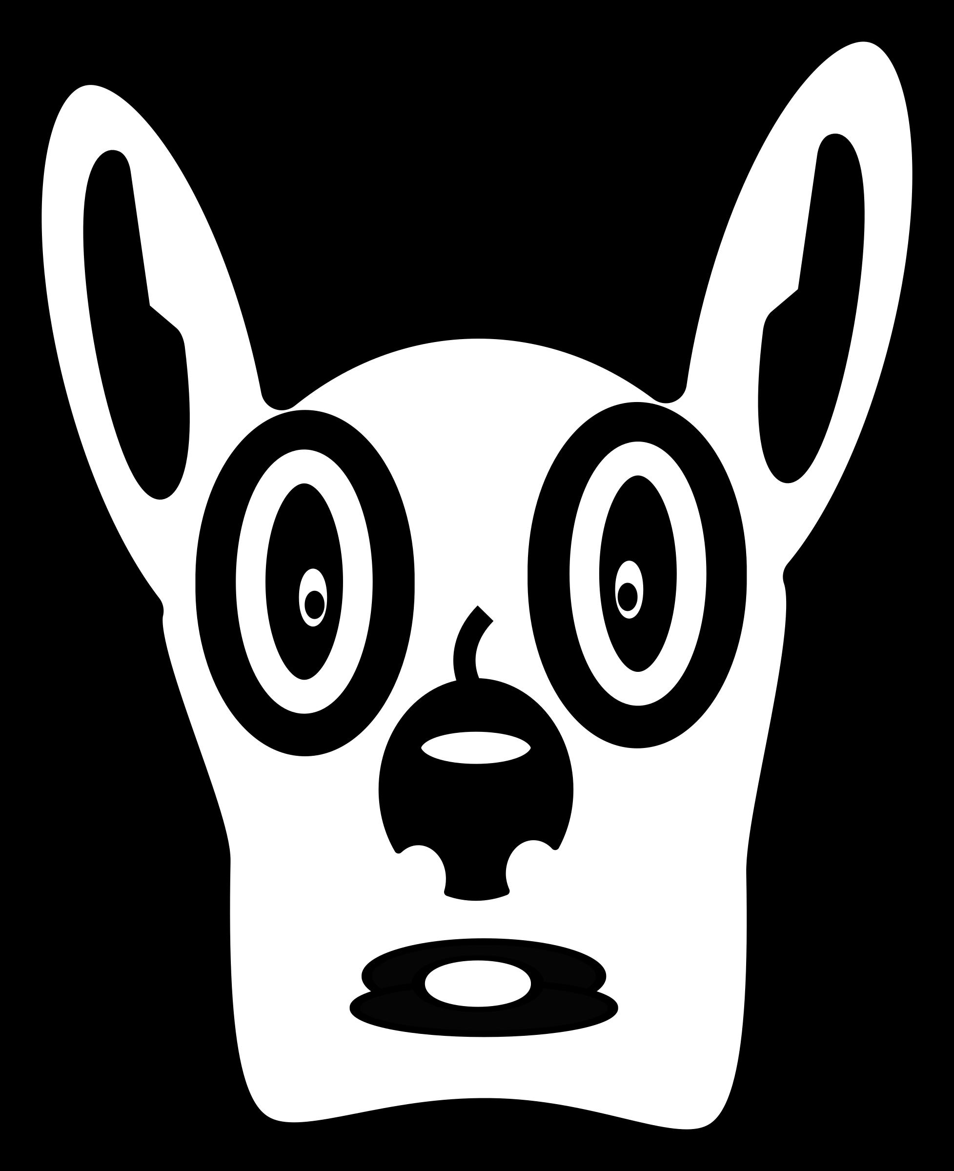 Dog Face Cartoon - ClipArt Best