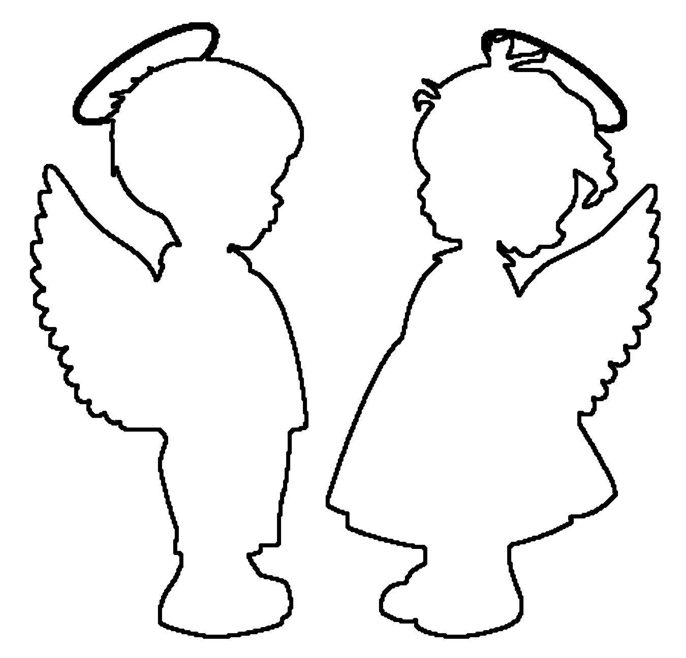 Ангел картинка для детей