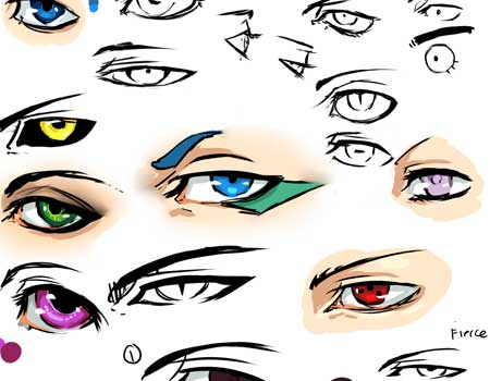 Angry Cartoon Eyes - ClipArt Best