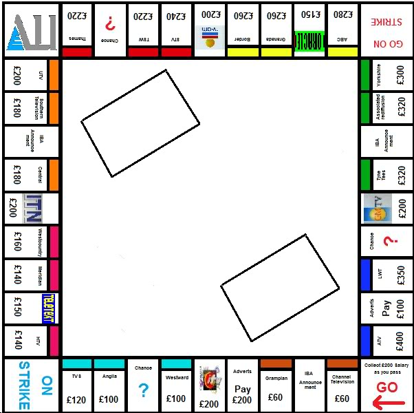 monopoly board game template wallpaper game gallery clipart best