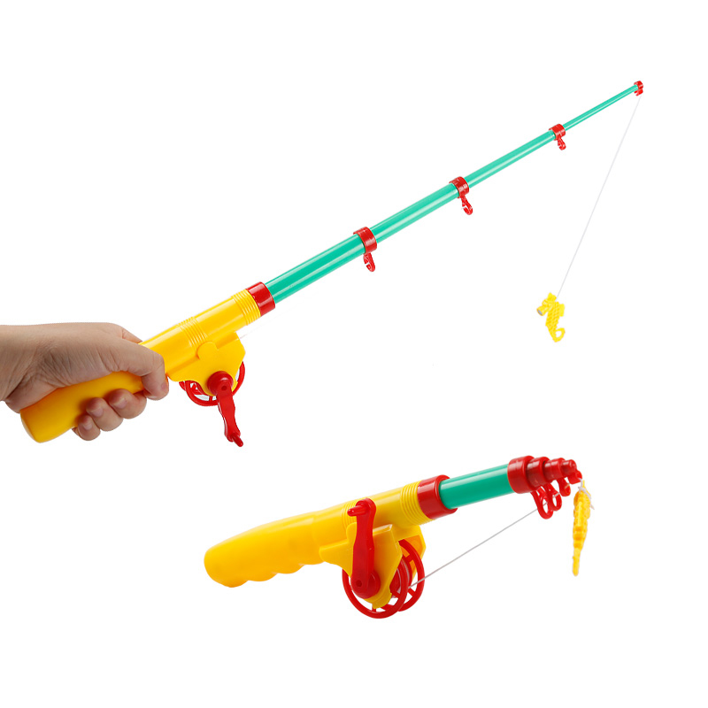 kids fishing pole clipart best