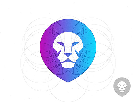 60 Best Lion Logos for Your Design Inspiration