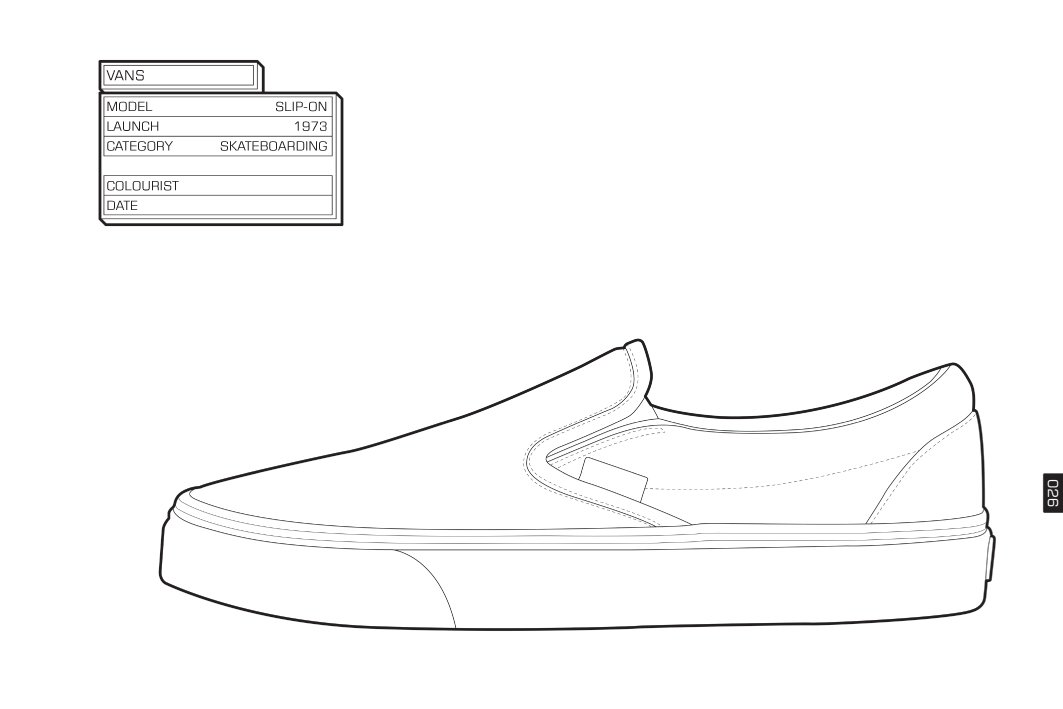 Sneakers Shoes Coloring Coloring ClipArt Best
