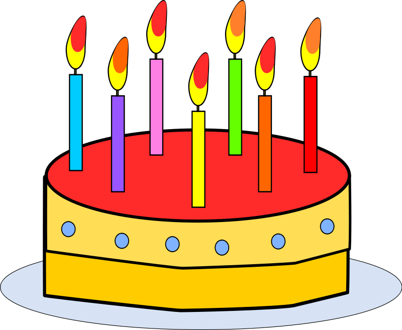 Birthday Card Clip Art Clipart Best