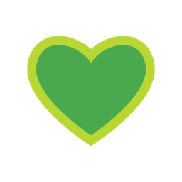 Green Heart Images - ClipArt Best