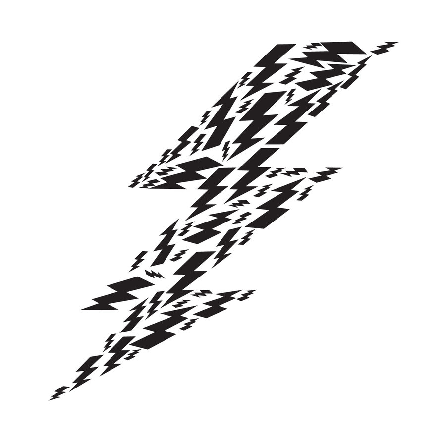 Lighting Bolt Drawings Lightning Bolt Coloring Page
