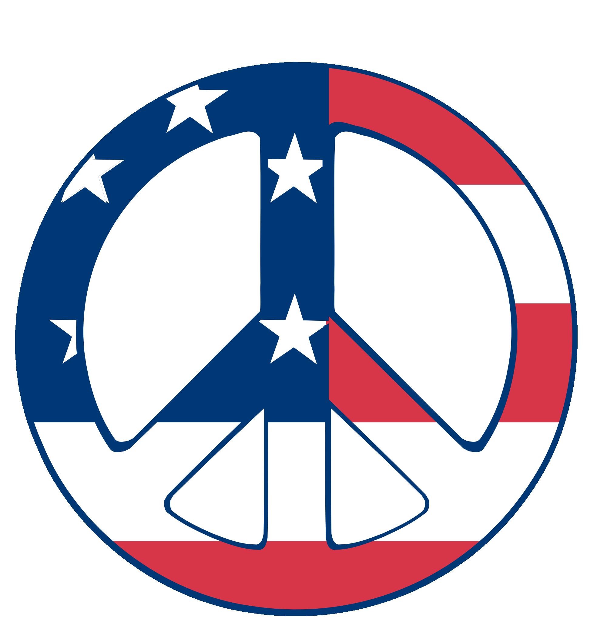 Peace Sign Clip Art - ...