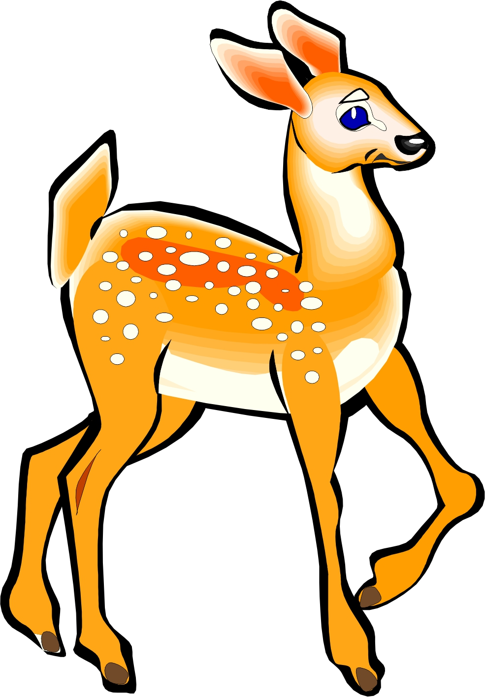 Funny Deer Hunting Cartoons Cartoon deer