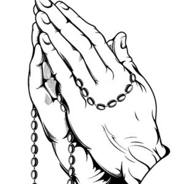 Praying Hands Clip Art Free - ClipArt Best
