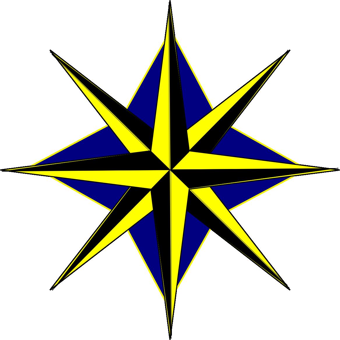 Compass Rose Clip Art - ClipArt Best