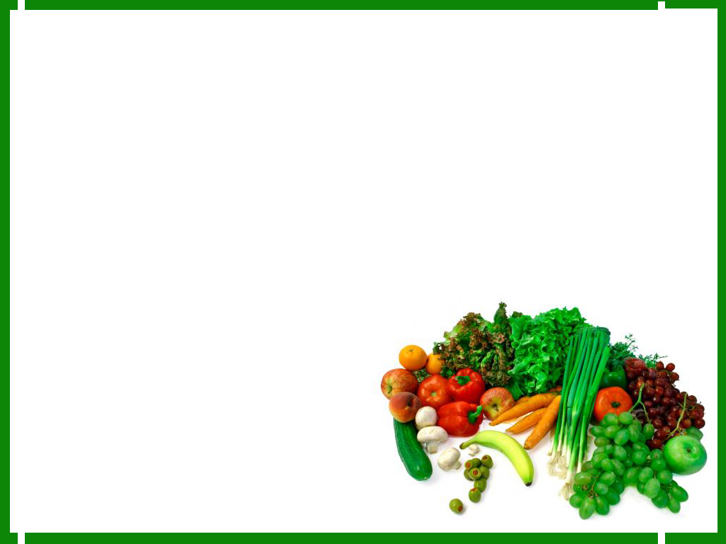 Green Food Power Point Backgrounds Free Download - ClipArt ...