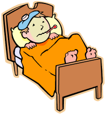 Pictures Of Sick People Cartoons Clipart Best