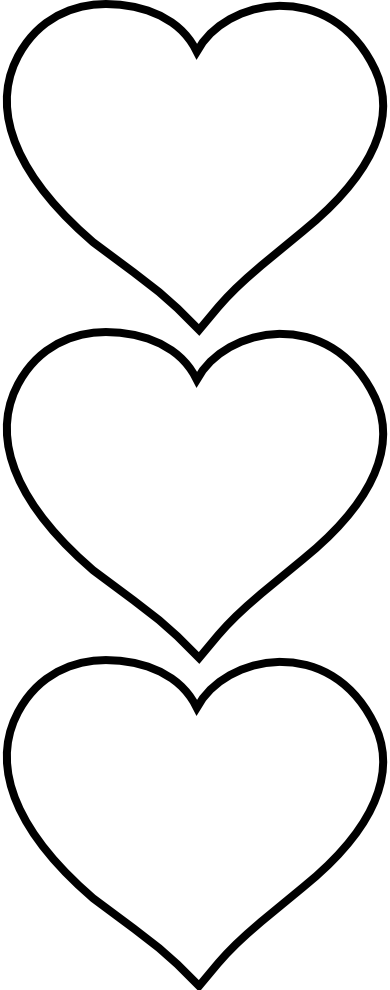 61 heart stencils free . Free cliparts that you can download to you ...