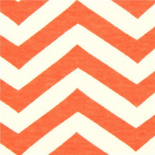 Pattern Knit Fabric : red chevron pattern organic knit fabric birch USA - Knit Fabric ... - ClipArt...