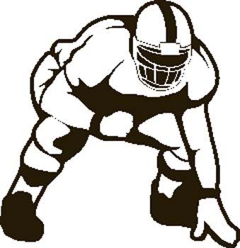 College Football Clip Art - ClipartDeck