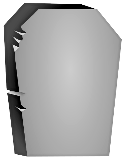 Blank Tombstone Template - ClipArt Best